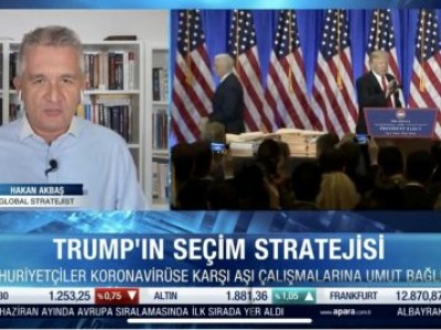 Akbaş spoke to APara on US Elections