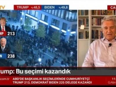 NTV – Amerikan Başkanlık Seçimlerinde Son Viraj