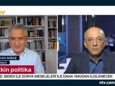 NTV'de Türk-Amerikan ilişkilerindeki yeni dönemi ele alıyoruz