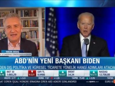 Joe Biden is the new President of US.