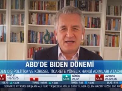 Amerika'da Biden ile yeni dönemi A Para'da Hande Özdemir ile tartıştık