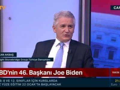 NTV stüdyosunda ABD'nin 46. Başkanı Joe Biden'i konuştuk