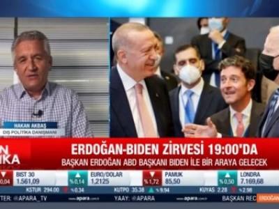 A Para'da ABD Başkanı Biden ve Başkan Erdoğan'ın NATO zirvesinde buluşmalarını değerlendirdik