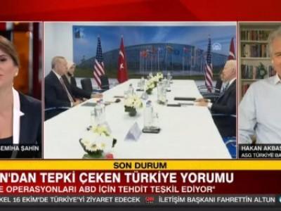 CNN Türk Semiha Şahin ile Biden'nin Türkiye yorumu, G20 Biden-Erdoğan görüşmesini yorumladık