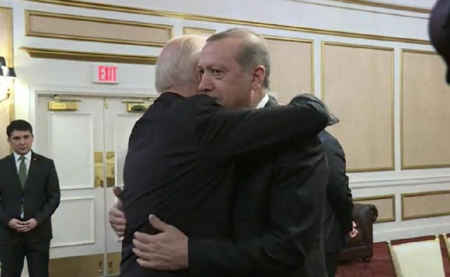 Demokratların Adayı Biden, Türkiye ve Lobicilik